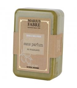 Savonnette à l'huile d'olive sans parfum - 150g - Marius Fabre Bien-être