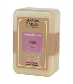 Savonnette au beurre de karité & à la rose - 150g - Marius Fabre Bien-être