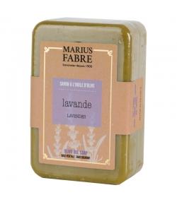 Savonnette à l'huile d'olive & à la lavande - 150g - Marius Fabre Bien-être