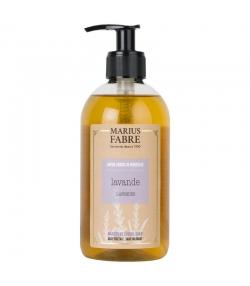 Flüssige Marseiller Seife mit Lavendel - 400ml - Marius Fabre Bien-être