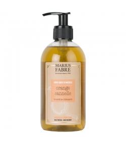 Flüssige Marseiller Seife mit Orangenschalen und Zimt - 400ml - Marius Fabre Bien-être