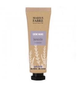 Crème pour les mains à la lavande - 30ml - Marius Fabre Bien-être