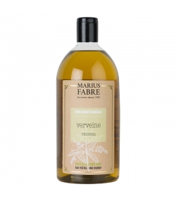 Flüssige Marseiller Seife mit Verbene - 1l - Marius Fabre Bien-être