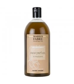 Flüssige Marseiller Seife ohne Parfüm - 1l - Marius Fabre Bien-être