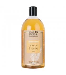 Savon liquide de Marseille au miel de bruyère - 1l - Marius Fabre Bien-être