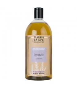 Savon liquide de Marseille à la lavande - 1l - Marius Fabre Bien-être