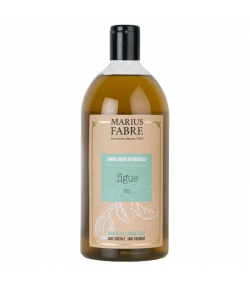 Flüssige Marseiller Seife mit Feigen - 1l - Marius Fabre Bien-être