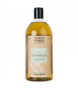 Savon liquide de Marseille au chèvrefeuille - 1l - Marius Fabre Bien-être