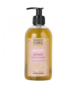 Flüssige Marseiller Seife mit Kirschblüte & Granatapfel - 400ml - Marius Fabre Wellness