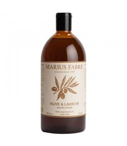 Savon d'Alep liquide olive & laurier - 1l - Marius Fabre Alep