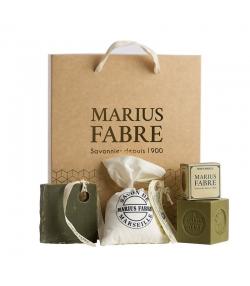 Coffret découverte du savon de Marseille - Marius Fabre Nature