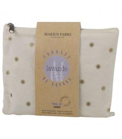 Trousse de voyage lavande - Marius Fabre Bien-être
