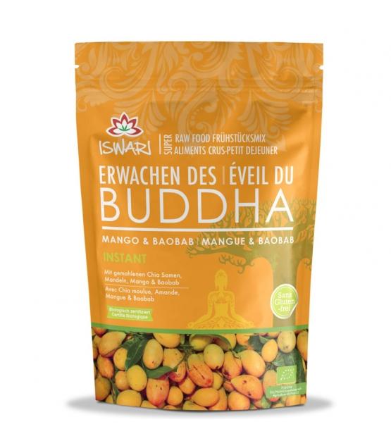 BIO-Frühstücksmischung Mango & Baobab - 360g - Iswari Buddhas Erwachen