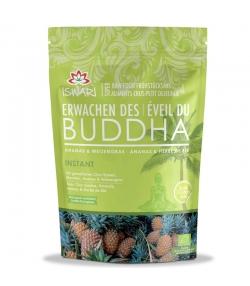Petit-déjeuner cru ananas & herbe de blé BIO - 360g - Iswari Éveil du Bouddha