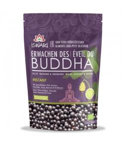 Petit-déjeuner cru açaï, banane & fraise BIO - 360g - Iswari Éveil du Bouddha