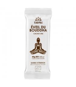 BIO-Energieriegel Kakao - 40g - Iswari Buddhas Erwachen