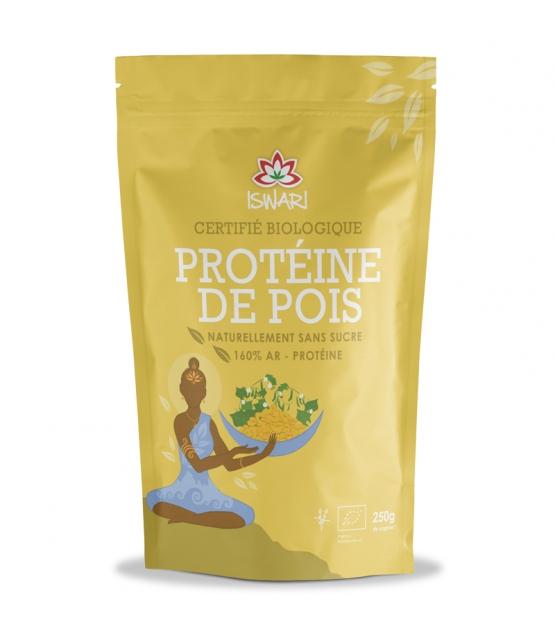 Protéine de pois BIO - 250g - Iswari