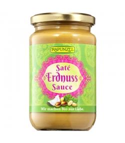 Sauce aux cacahuètes saté BIO - 350ml - Rapunzel
