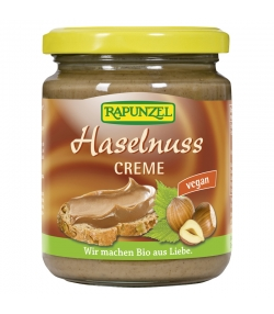 BIO-Haselnuss-Creme - 250g - Rapunzel