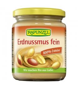 BIO-Erdnussmus fein - 250g - Rapunzel