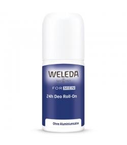 24H BIO-Deo-Roller Vetiver & Litsea cubeba für Männer - 50ml - Weleda