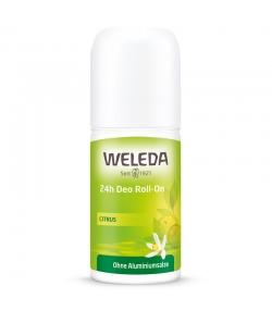 24H BIO-Deo-Roller Citrus - 50ml - Weleda