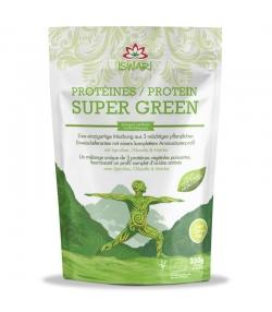 Protéines super green BIO - 250g - Iswari