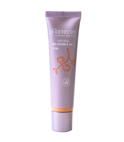 BB BIO-Creme 8 in 1 Beige - 30ml - Benecos