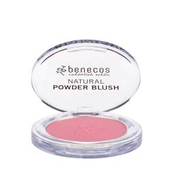 Fard à joues compact BIO Rose – Mallow rose – 5,5g – Benecos