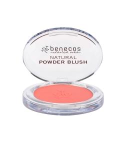 Fard à joues compact BIO Saumon – Sassy salmon – 5,5g – Benecos