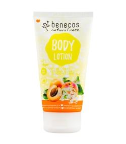 BIO-Körperlotion Aprikose & Holunderblüte - 150ml - Benecos