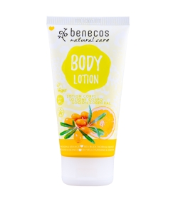 BIO-Körperlotion Sanddorn & Orange - 150ml - Benecos