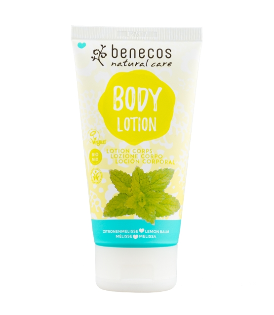 BIO-Körperlotion Melisse - 150ml - Benecos