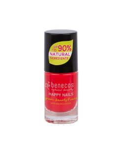 Vernis à ongles brillant Hot summer - 5ml - Benecos