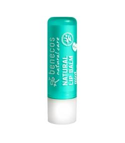 Baume à lèvres BIO menthe - 4,8g - Benecos
