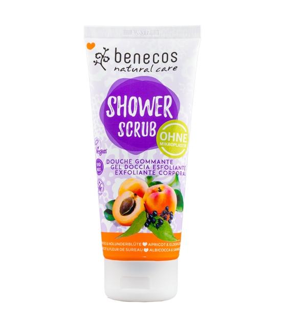 Peeling corps BIO abricot & sureau - 200ml - Benecos