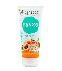 BIO-Shampoo Aprikose & Holunderblüte - 200ml - Benecos