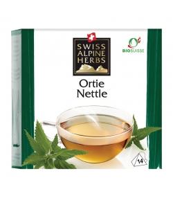 BIO-Kräutertee Brennnessel - 14 Teebeutel - Swiss Alpine Herbs