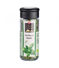 Basilic BIO - 8g - Swiss Alpine Herbs