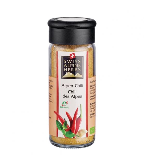 BIO-Alpen-Chili - 40g - Swiss Alpine Herbs