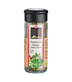 Herbes pour pizza BIO - 12g - Swiss Alpine Herbs