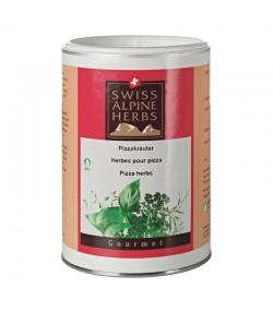 Herbes pour pizza BIO - 100g - Swiss Alpine Herbs