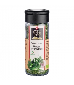 Herbes pour salade BIO - 12g - Swiss Alpine Herbs