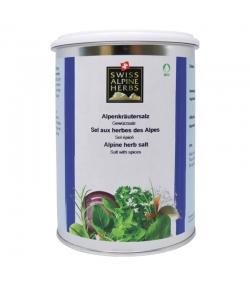 Sel aux herbes des Alpes BIO - 550g - Swiss Alpine Herbs