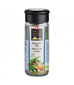 BIO-Bärlauch-Mix - 45g - Swiss Alpine Herbs