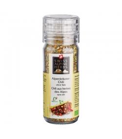 BIO-Alpenkräuter-Chili ohne Salz - 32g - Swiss Alpine Herbs
