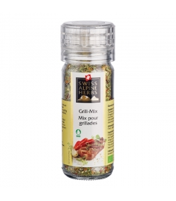 BIO-Grill-Mix - 48g - Swiss Alpine Herbs