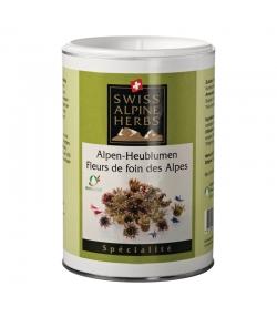 Fleurs de foin des Alpes BIO - 180g - Swiss Alpine Herbs