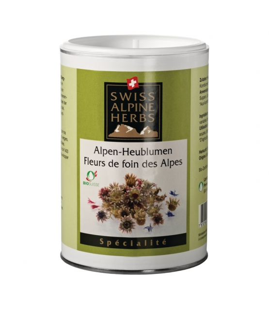 BIO-Alpen-Heublumen - 180g - Swiss Alpine Herbs