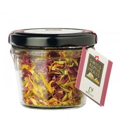 Fleurs des Alpes avec roses BIO - 3g - Swiss Alpine Herbs